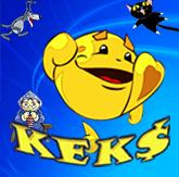 Логотип Keks