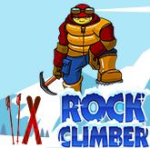 Логотип Rock Climber