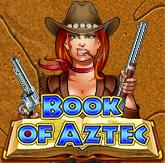 Логотип Book of Aztec