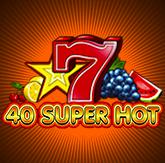 Логотип 40 Super Hot