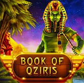 Логотип Book of Oziris