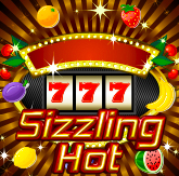 Логотип Sizzling Hot