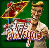 Логотип Mr Vegas