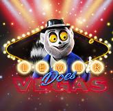Логотип Lemur Does Vegas