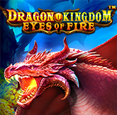 Логотип Dragon Kingdom – Eyes of Fire