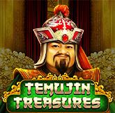 Логотип Temujin Treasures