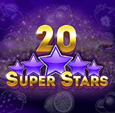Логотип 20 Super Stars