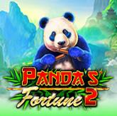 Логотип Panda Fortune 2