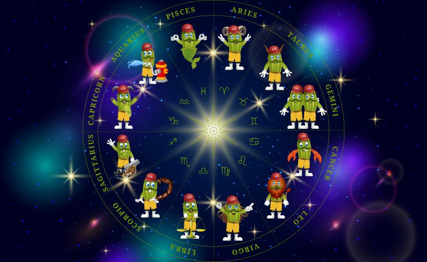 Гемблероскоп: Фартовый гороскоп на 20-26 июля от астрологов GamblerKey