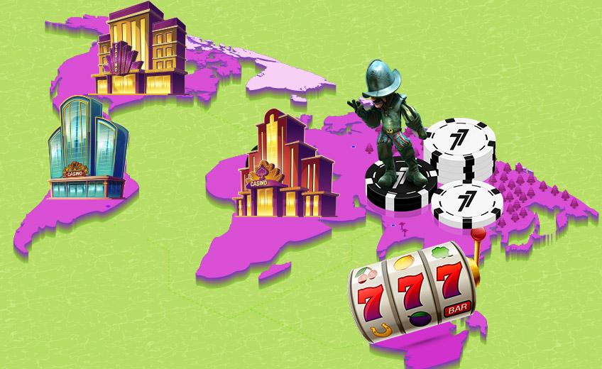 Мировые столицы гемблинга