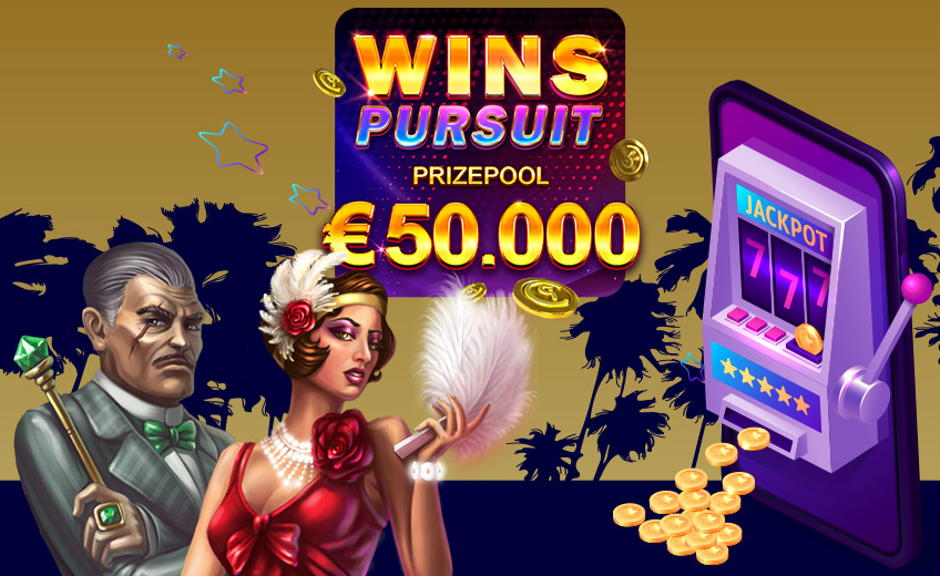 Казино BetBoys дарит 50 000 евро в турнире Wins Pursuit