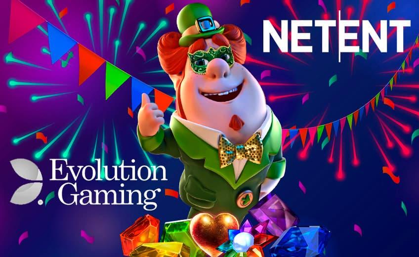 Слияние Evolution и NetEnt наконец состоялось
