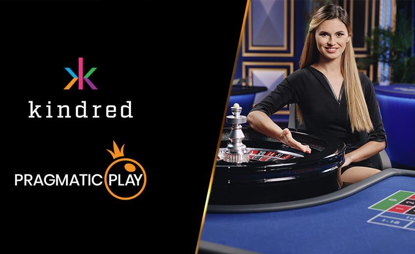 Pragmatic Play выводит Live Casino на новый уровень: сотрудничество с Kindred