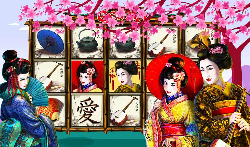 Подложка Geisha