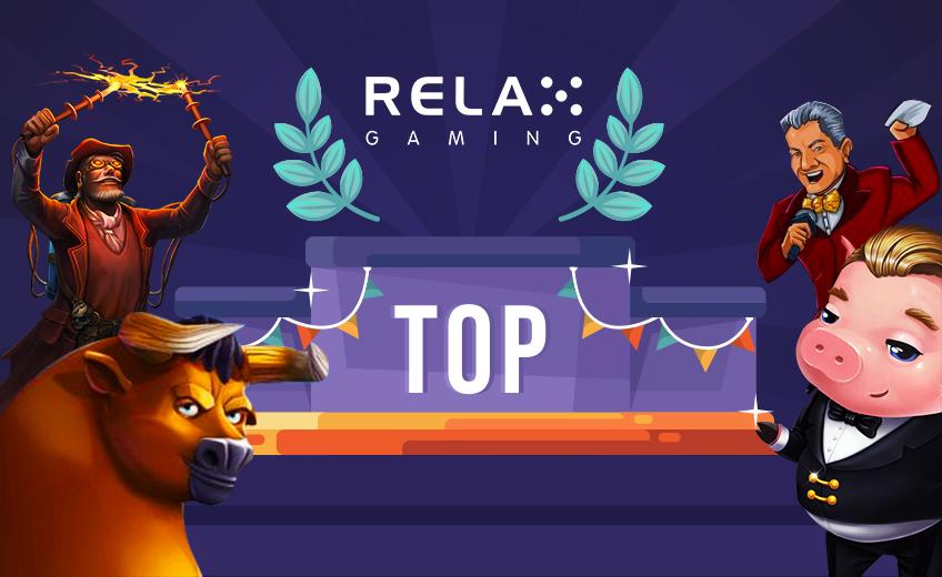 По итогам 2020 года Relax Gaming собрала семь престижных наград