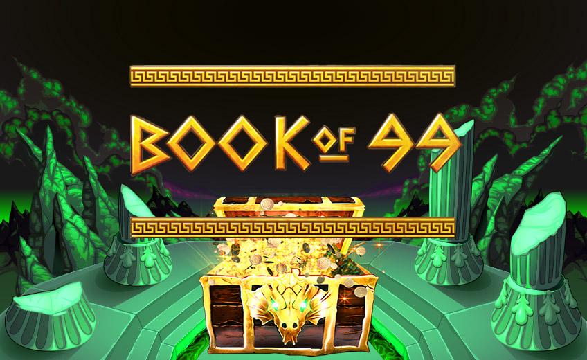 Новый слот Book of 99 с RTP 99%: шанс обыграть казино или очередная уловка?
