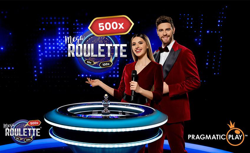 Pragmatic Play выпустила Mega Roulette с множителями выигрышей до ×500