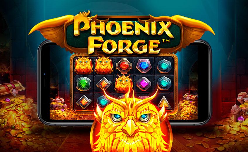 Phoenix Forge от Pragmatic Play – автомат с шансом выиграть до ×5000 ставок