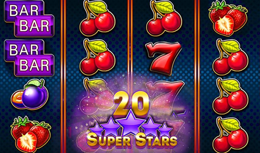Подложка 20 Super Stars