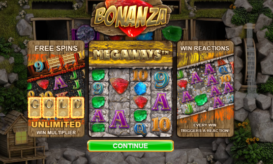 Скриншот 1 Bonanza