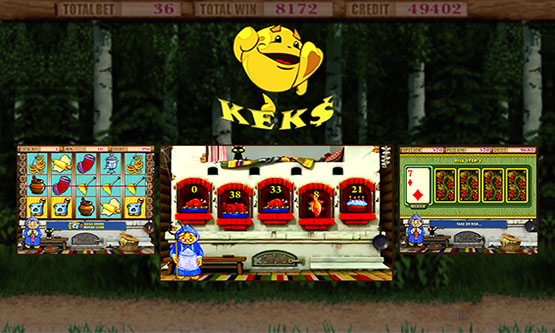 Скриншот 2 Keks