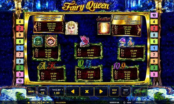Скриншот 2 Fairy Queen