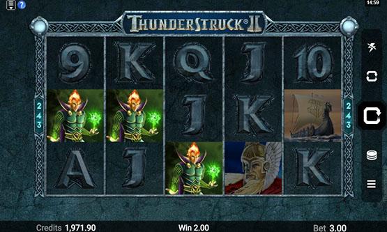 Скриншот 1 Thunderstruck II