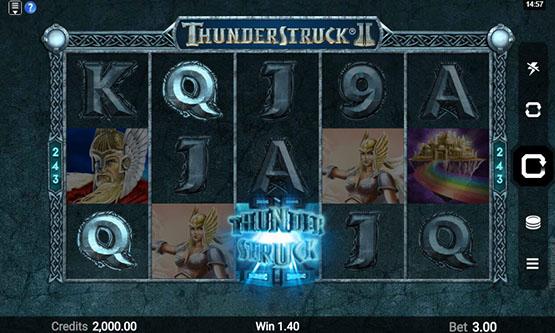 Скриншот 4 Thunderstruck II