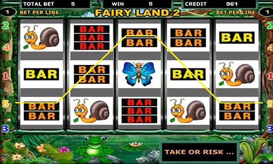 Скриншот Fairy Land
