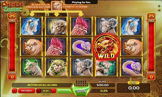 Скриншот 4 Chinese Zodiac