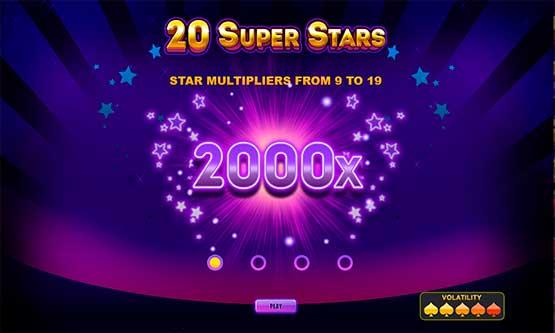 Скриншот 1 20 Super Stars