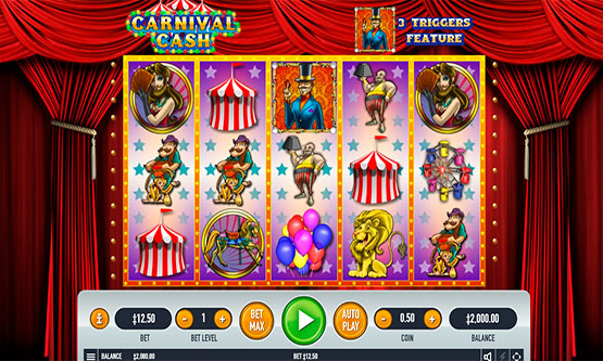 Скриншот 3 Carnival Cash