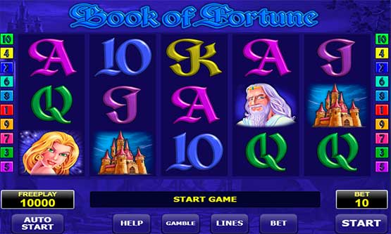 Скриншот 3 Book of Fortune